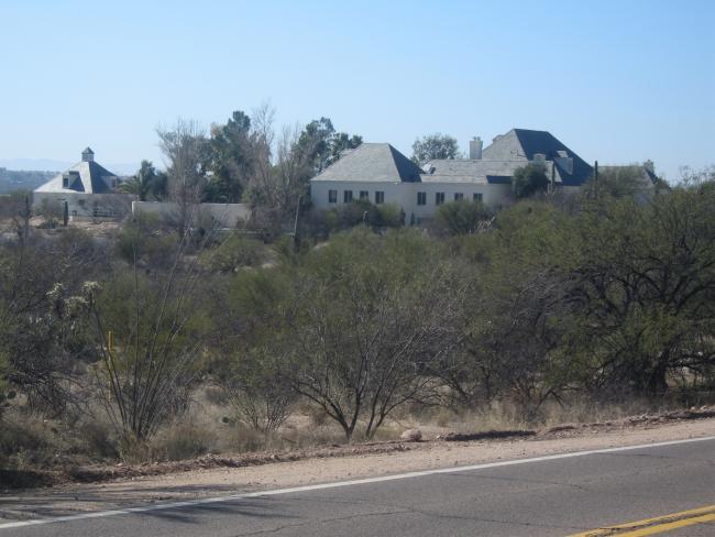Linda McCartney's former home