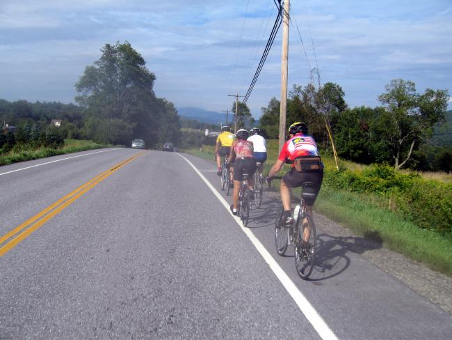 Tony, Neil, Joanne, & Chuck on VT100