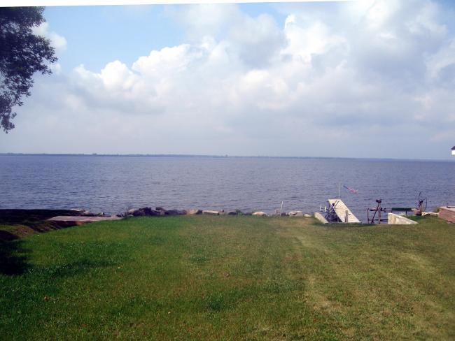 Lake Champlain Island