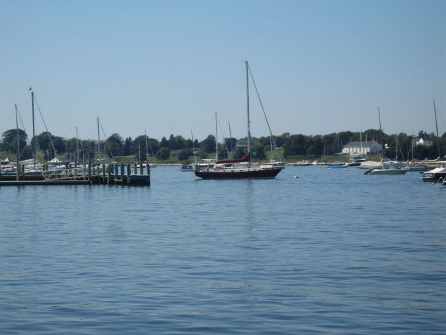 Ft Adams marina