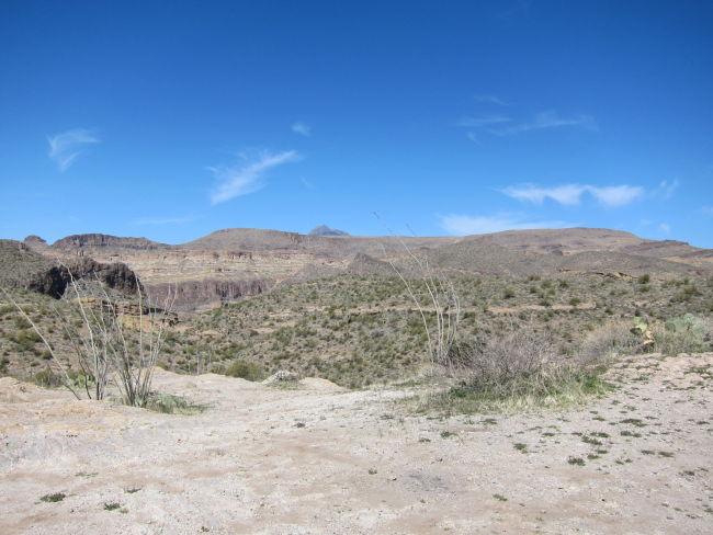 Beyond Canyon Lake