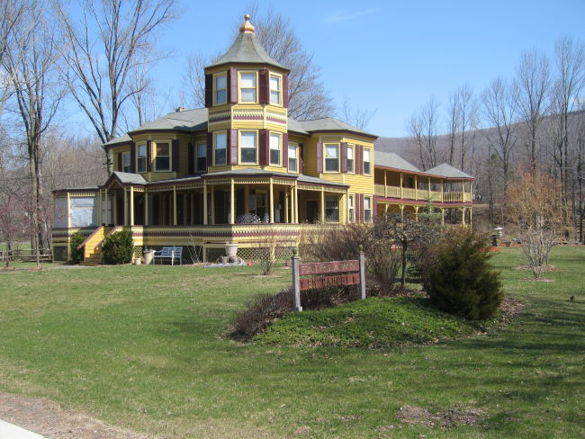 Fairlawn Inn, Hunter, NY