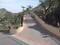 Steep driveway on Mummy Mtn